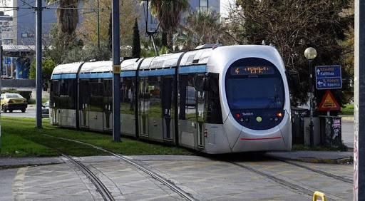 Ν.Σμύρνη: Διακοπή δρομολογίων τραμ από τις 17.00