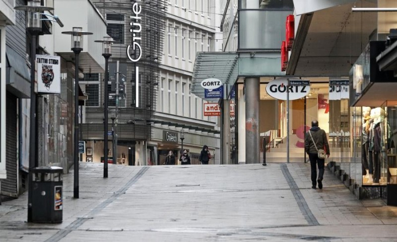 Γερμανία: Η παράταση του lockdown θα φέρει χρεοκοπίες