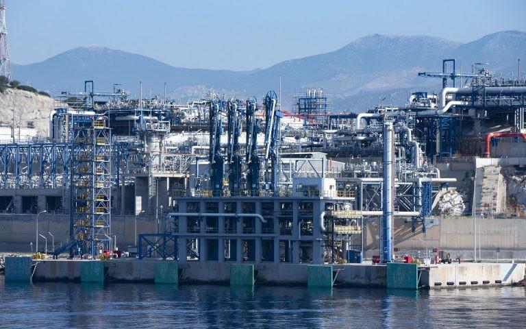 ΔΕΣΦΑ: Αύξηση 9,5% στην κατανάλωση φυσικού αερίου