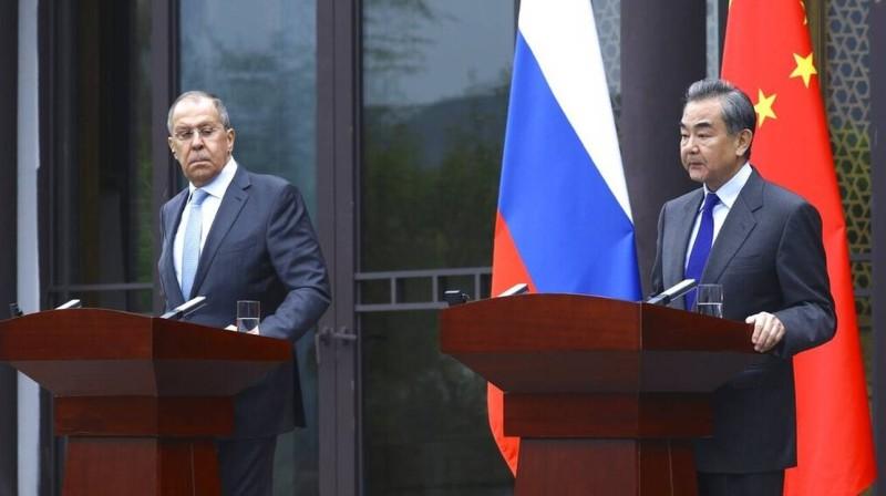 Λαβρόφ: Δεν έχουμε σχέσεις με την Ε.Ε, μόνο με μεμονωμένες χώρες