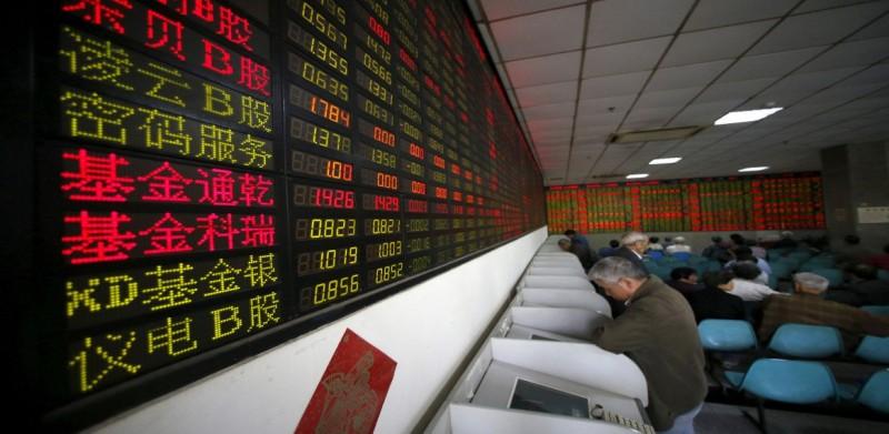 Ρευστοποιήσεις οδηγούν σε πτώση τα Ασιατικά χρηματιστήρια