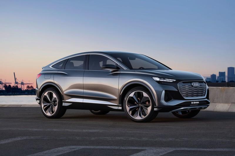 Ξεκινά η παραγωγή του Audi Q4 e-tron