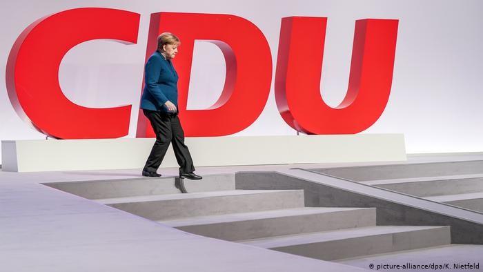 Γερμανία: Ήττα για το κόμμα της Μέρκελ σε Βάδη-Βυρτεμβέργη και Ρηνανία-Παλατινάτο