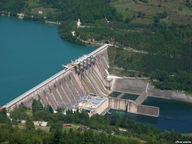 ΔΕΗ και ARCHIRODON διεκδικούν το υδροηλεκτρικό έργο Cebren