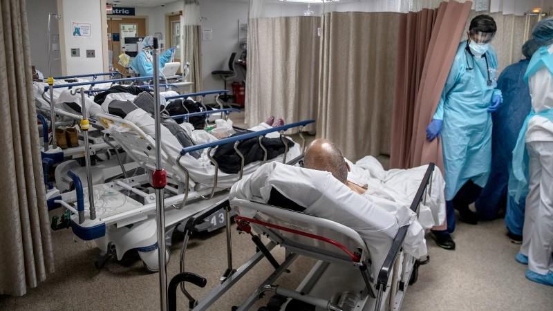 ΕΟΔΥ: 1.533 νέα κρούσματα και 59 θάνατοι το τελευταίο 24 ωρο