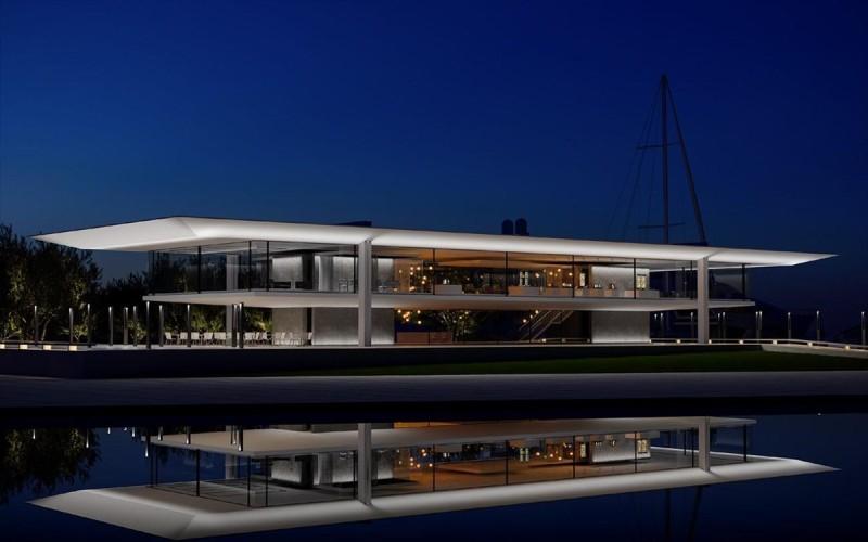 To Hellinikon Sales Center είναι το πρώτο κτίριο που εγκρίθηκε για το Ελληνικό