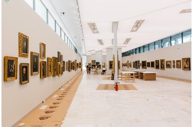 Νέα Εθνική Πινακοθήκη: Αποδίδεται με λαμπρότητα στις 24 Μαρτίου