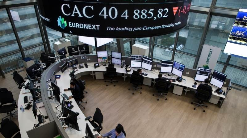 Ευρωπαϊκά Χρηματιστήρια: Κέρδη λόγω των θετικών μακροοικονομικών στοιχείων