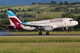 Eurowings: Διπλασιάζει τον στόλο της ενόψει Πάσχα