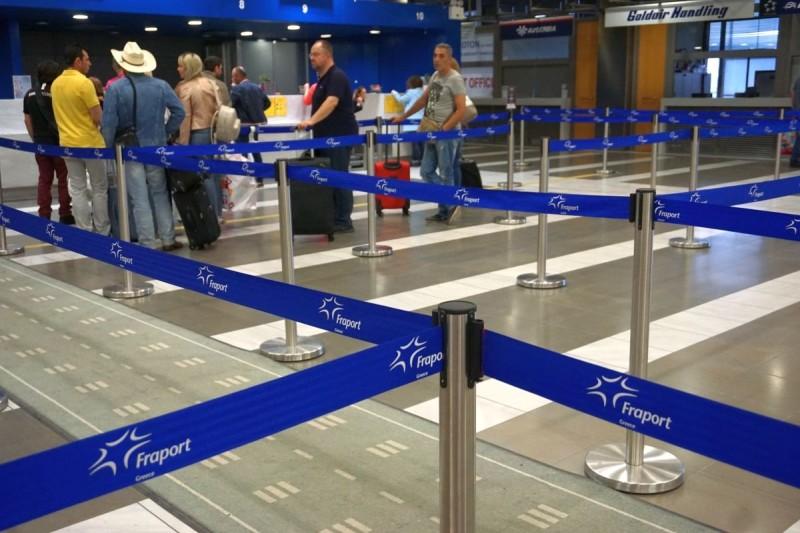 Fraport: Καταστροφικό το 2020 - Ζημιογόνο και το 2022 σύμφωνα με τις προβλέψεις