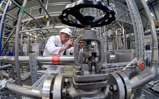 Γερμανία: Μείωση βιομηχανικής παραγωγής τον Ιανουάριο