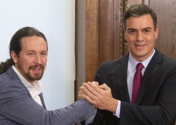 Ισπανία: Αποχωρεί από την κυβέρνηση ο επικεφαλής των Podemos