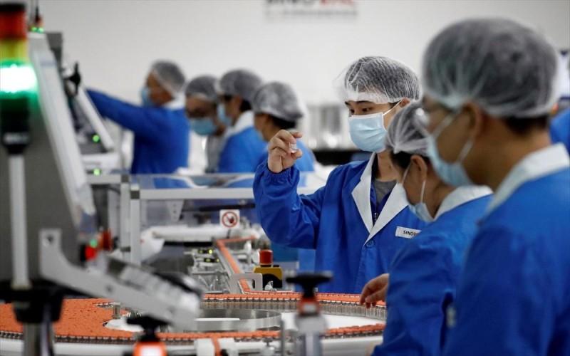 Κίνα: Μέτρα για βιομηχανική αναβάθμιση και πράσινη ανάπτυξη