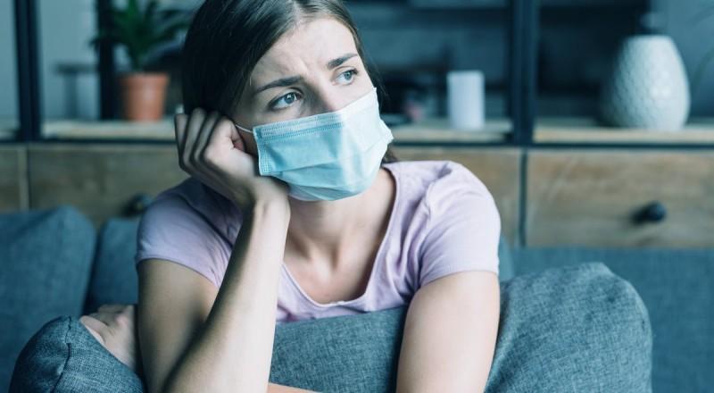 Μεγάλος κίνδυνος μόλυνσης από Covid-19 για όσους έχουν αϋπνία
