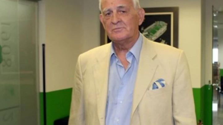 «Έφυγε» ο πρώην πρόεδρος του ΠAO Μιχάλης Κίτσιος