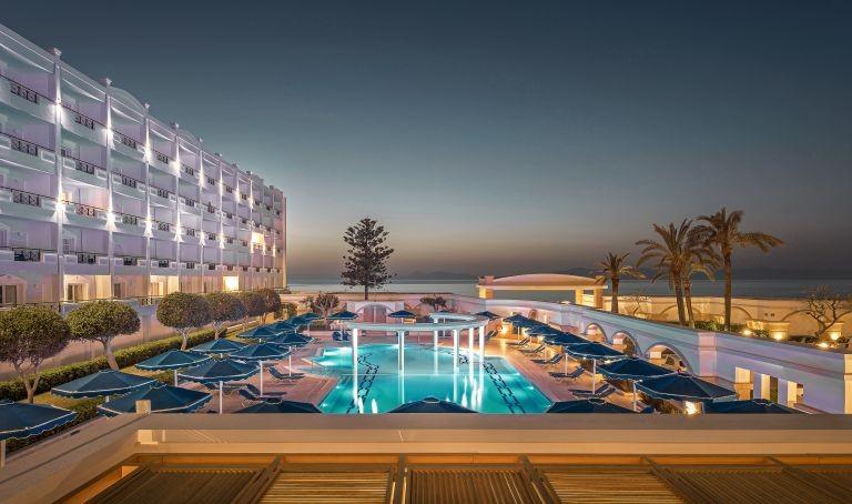 Mitsis Hotels: Από 1η Απριλίου οι πρώτοι επισκέπτες στην Ρόδο