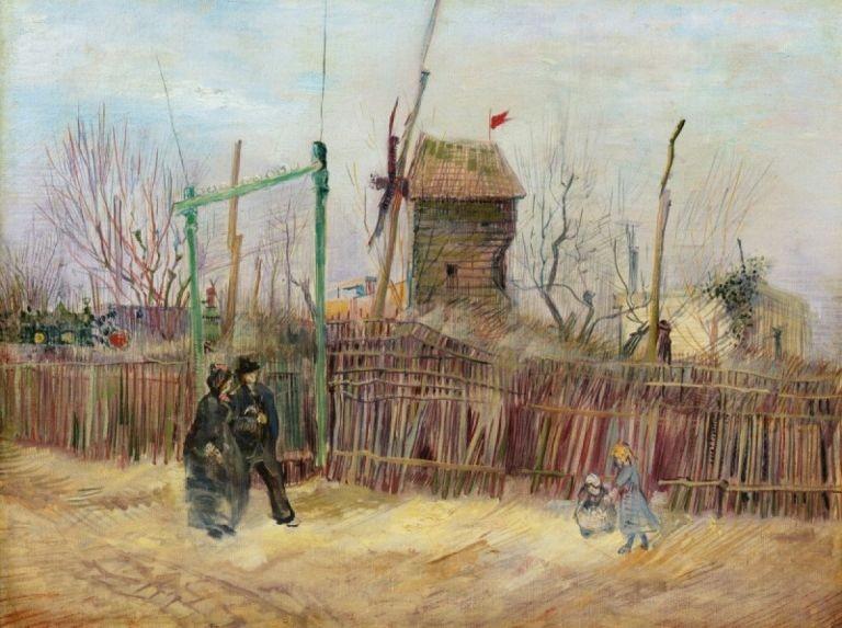 Σε δημοπρασία σπάνιος πίνακας του Βαν Γκογκ