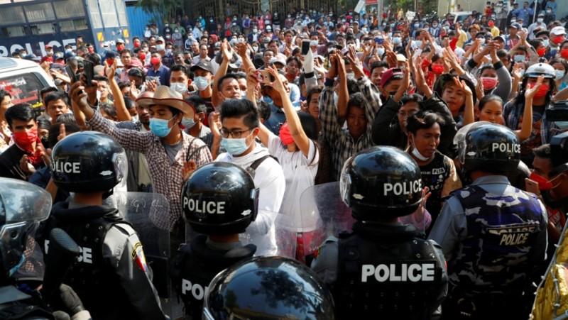 ΟΗΕ: Εγκλήματα κατά της ανθρωπότητας στην Μιανμάρ - Στους 70 οι νεκροί