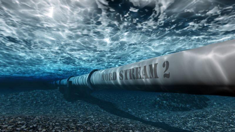 Gazprom: Εντός του τρέχοντος έτος θα είναι έτοιμος ο Nord Stream2