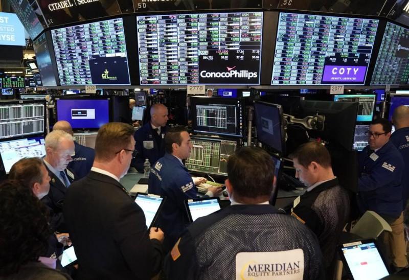 Wall Street: Πτώση των βασικών δεικτών λόγω ρευστοποιήσεων - Απώλειες 1,69% ο Nasdaq