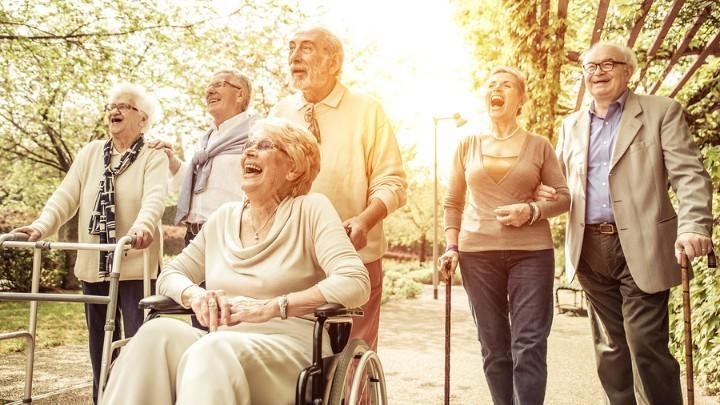 Ερευνα: Ορισμένοι τυχεροί άνθρωποι γερνάνε πιο αργά