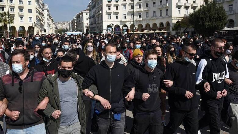 Ν.Δ: 632 πορείες στην κορύφωση της πανδημίας και ο ΣΥΡΙΖΑ συνεχίζει…