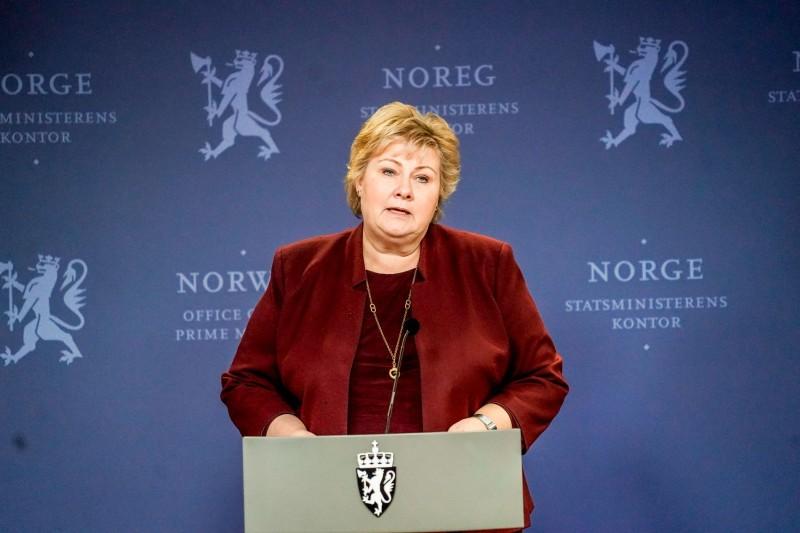 Νορβηγία: Η αστυνομία ανακρίνει την πρωθυπουργό για κορωνοπάρτι