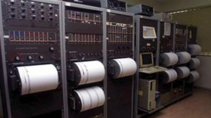 Σεισμός 4,1R στον θαλάσσιο χώρο Ν/ΝΑ της Ιεράπετρας