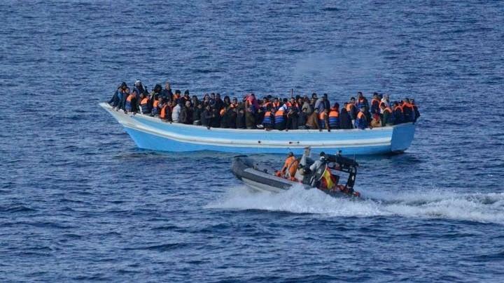 Πάνω από 100 μετανάστες διασώθηκαν στην Ισπανία