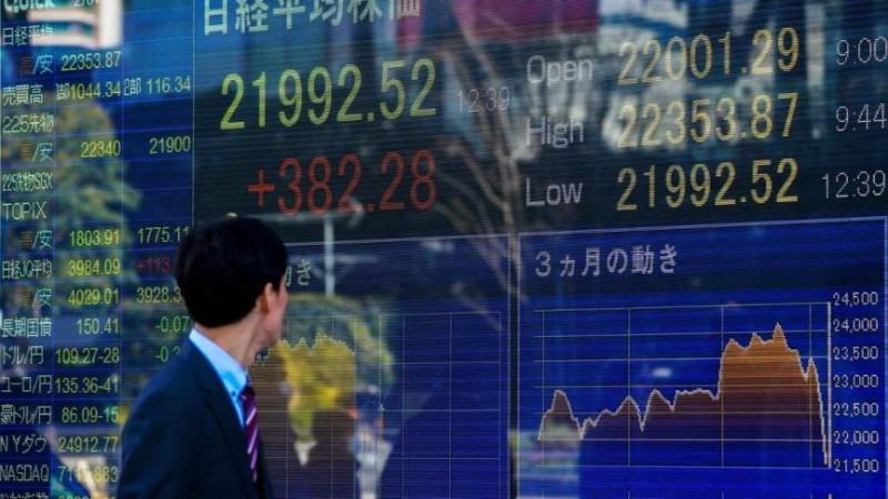 Σε πτωτική τροχιά οι αγορές στην Ασία