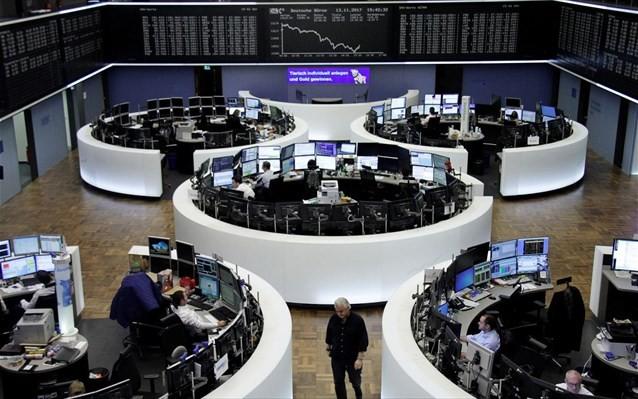 Ευρωπαϊκά χρηματιστήρια: Πτώση στο ξεκίνημα των συναλλαγών
