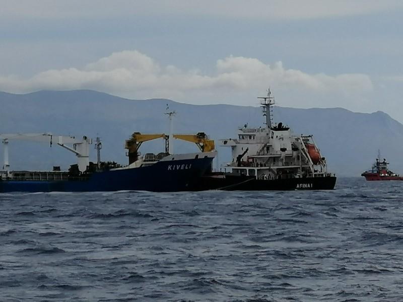 Ναυτικά ατυχήματα σε 8 ελληνικά εμπορικά πλοία το 2020