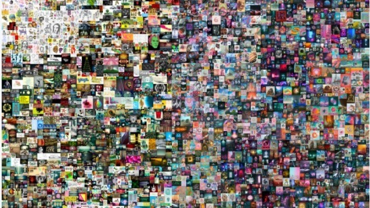 Ψηφιακό έργο του Beeple πωλήθηκε $69,3 εκατ