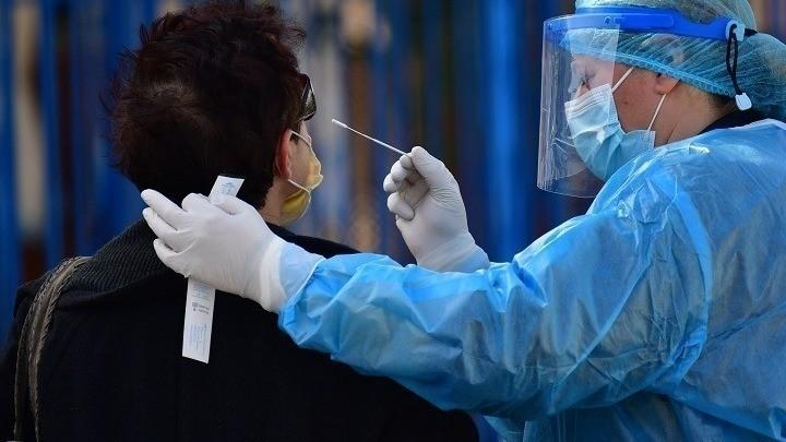 Κορονοϊός: 1.134 νέα κρούσματα, 564 διασωληνωμένοι, 46 θάνατοι