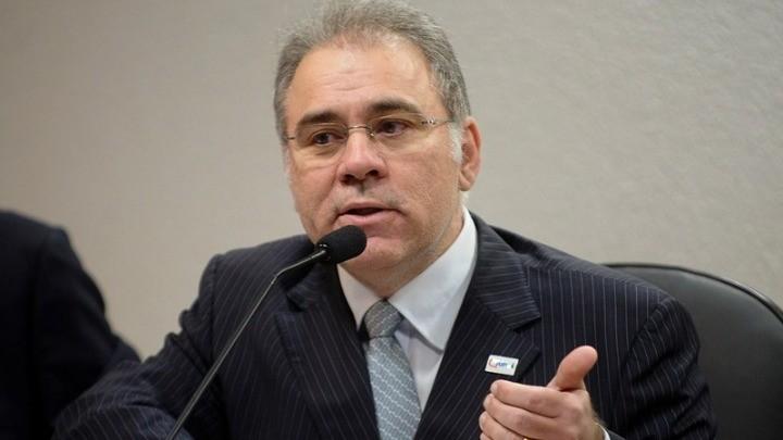 Νέος υπουργός Υγείας στη Βραζιλία, ο 4ος που αλλάζει