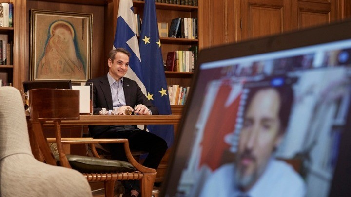 Κ. Μητσοτάκης: Η Ελλάδα αποπνέει νέα αίσθηση αυτοπεποίθησης