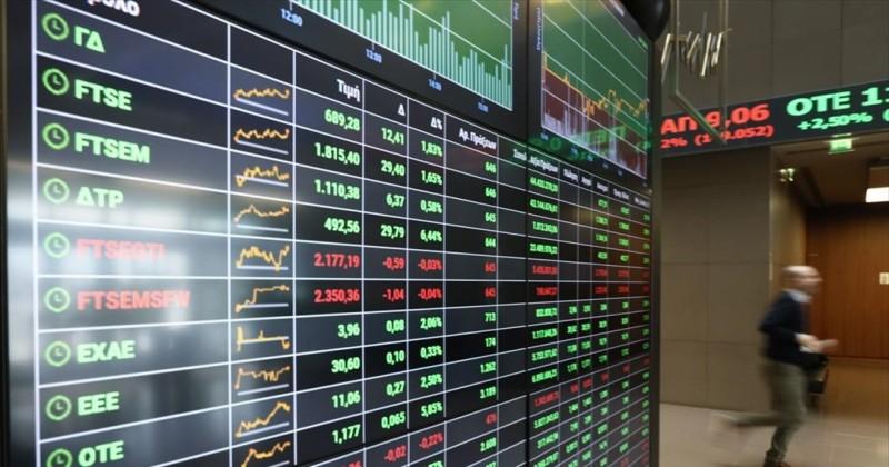 Χ.Α.: Οι τράπεζες σέρνουν τον χορό της ανόδου