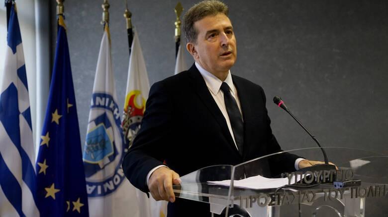 Μ. Χρυσοχοΐδης: Αστυνομική βία δεν δικαιολογείται