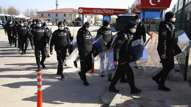 Τουρκία: 22 οι απόστρατοι που καταδικάστηκαν σε ισόβια