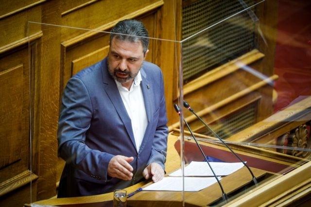 Βουλή: «Ναι» στην άρση ασυλίας του Στ. Αραχωβίτη