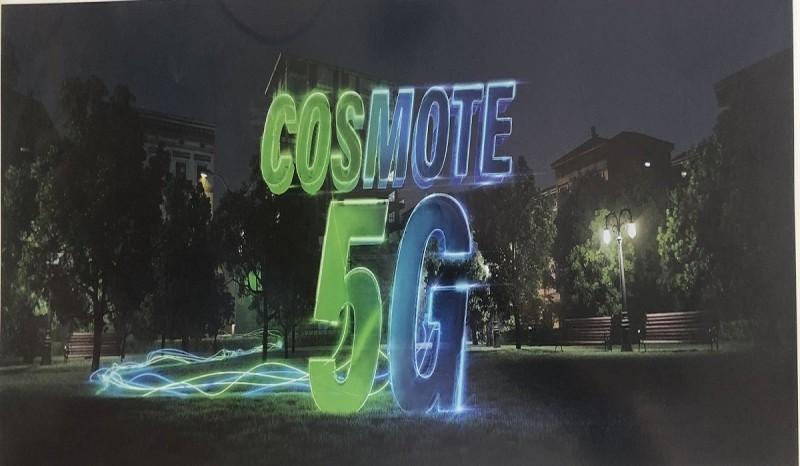 COSMOTE: Το 3G φεύγει, το 5G ήρθε