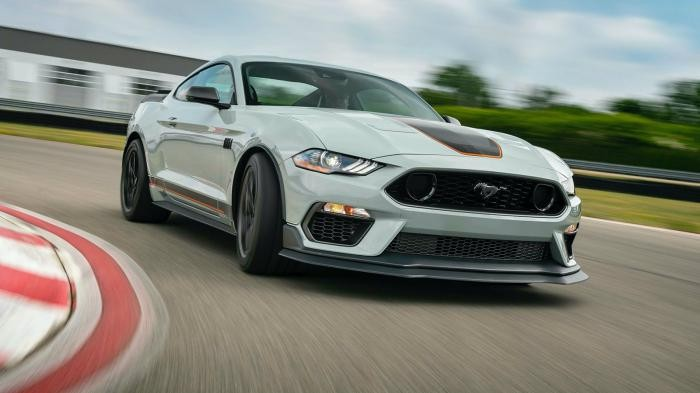 Ford Mustang 1: Δημοφιλέστερο σπορ αυτοκίνητο στον κόσμο το 2020