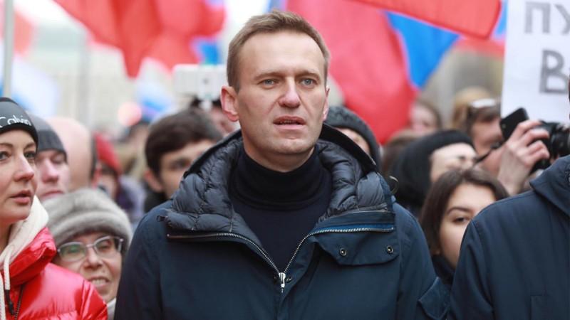 Ρωσία: Ανησυχία για την υγεία του Ναβάλνι