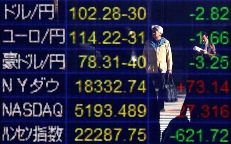 Κέρδη στις αγορές της Ασίας