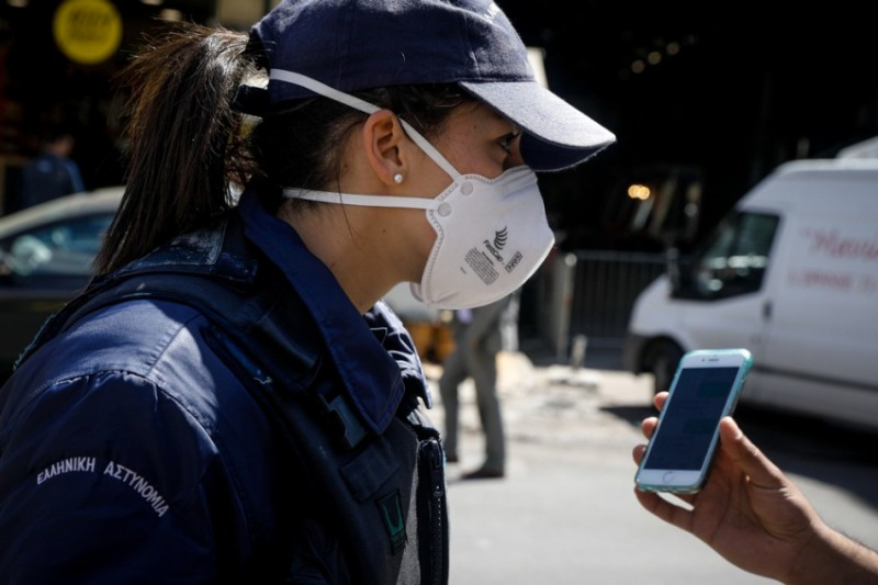 Α. Πελώνη: Πολύ κοντά στο τέλος των sms για μετακινήσεις