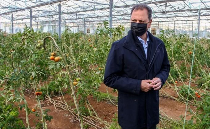 Σ. Λιβανός: Επιδοτήσεις άνω των 400 εκατ. ευρώ για βιολογικές καλλιέργειες