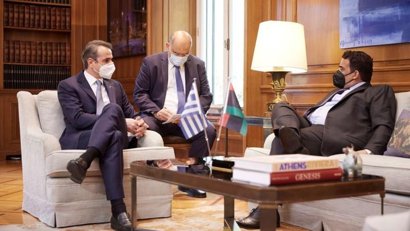 Κυρ. Μητσοτάκης: Αμεση επανεκκίνηση συνομιλιών με Λιβύη για τις θαλάσσιες ζώνες