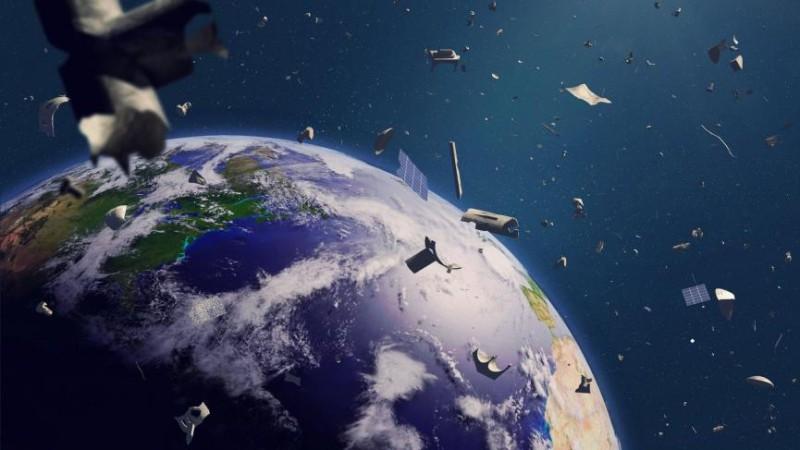 Κίνα: Ρομπότ σκουπιδιάρης του Διαστήματος