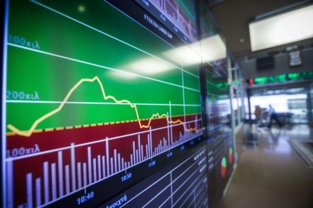 Χ.Α.: Σταθεροποιείται η άνοδος με μοχλό τις τράπεζες