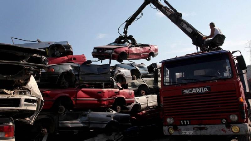 Ευρώπη: Κάθε χρόνο αποσύρονται 12 εκατ. αυτοκίνητα